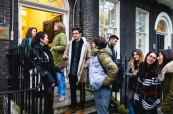 Jazyková škola BSC Central London se pyšní pestrým mezinárodním mixem studentů