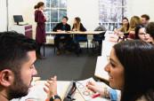 Výuka angličtiny na jazykové škole BSC London Central