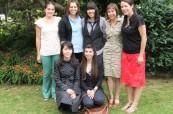 Absolventi speciálně zaměřeného kurzu angličtiny pro učitele, BEET-ITTC Bournemouth Anglie