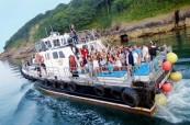Výlet na lodi se studenty LAL Torbay