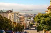 Alcatraz, Kalifornie, USA