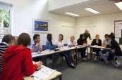 Výuka anglického jazyka je na škole Wimbledon School of English na vysoké úrovni