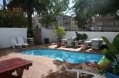 K jazykové škole LAL Cape Town náleží také bazén