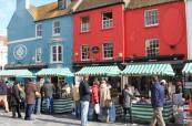 Brighton je oblíbenou studentskou destinací také pro mnoho konaných aktivit po celý rok