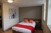 Britannia Study Hotel nabízí hezké ubytování studentům ELC Brighton