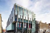 Budova jazykové školy Atlantic Language, Dublin