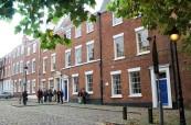 Budova školy English in Chester
