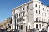 Budova školy ELC Brighton