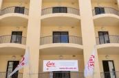 Budova školy LAL Malta Sliema neboli IELS