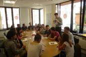 Studenti během výuky anglického jazyka, LAL London Twickenham