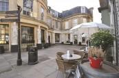 Cheltenham je krásné lázeňské městečko