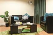 Společné prostory ve studentském domě