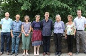 Studenti anglického jazyka pro manažery, English in Chester, Anglie