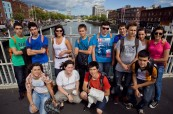 Mládež a děti na letním jazykovém kurzu anglického jazyka v zahraničí, ATLAS Dublin Irsko