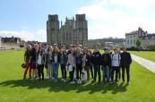 Exkurze se studenty jazykového letního kurzu angličtiny LAL Torbay
