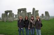 Exkurze studentů BEET ke Stonehenge