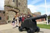 Odpolední exkurze studentů LTC Eastbourne