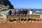 Studenti LAL Cape Town během exkurze po Jihoafrické republice