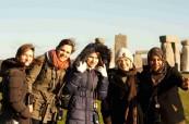 Exkurze Stonehenge se studenty BEET Bournemouth