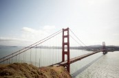 Most Golden Gate - symbol San Francisca