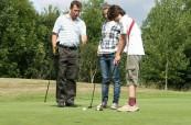 Ke kurzu angličtiny je možné dokoupit si lekce golfu, BSC Cheltenham