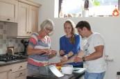 Hostitelská rodina je nejoblíbenějším typem ubytování pro studenty na jazykovém pobytu