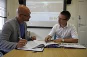 Studentům jazykového kurzu na škole ELC Brighton je věnován individuální přístup