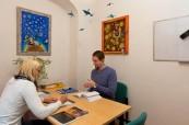 Studium na jazykové škole Inlingua Salzburg, Rakousko