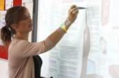 Většina učeben má k dispozici interaktivní tabule