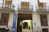 Budova jazykové školy International House ve Valencii