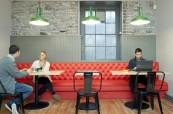 Studentská kafeterie, Atlas Language, Dublin, Irsko