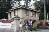 Studenti jazykového kurzu na škole BSC Oxford