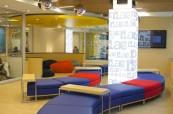 Krásný moderní nový kampus školy ILAC Vancouver