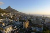 Pohled na krásné Kapské Město, LAL Travelling Classroom