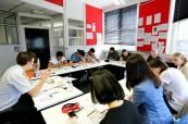 Jazykový kurz angličtiny je veden profesionálními lektory British Study Centres v Manchesteru