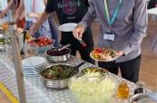 Studenti mají zajištěné kvalitní stravování formou plné penze - EC Brighton