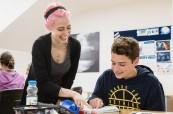 Studentům letního kurzu angličtiny je věnován individuální přístup, BSC Edinrburgh