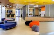 Prostory školy ILAC Vancouver jsou krásné nové a moderní