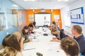 Moderní prostory pro výuku anglického jazyka EC Brighton