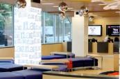 Prostory pro studenty anglického jazyka, ILAC Vancouver