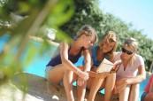 Studenti se připravují na studium angličtiny BELS Malta