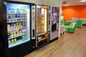 Občerstvovací automaty EC Brighton