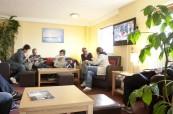 Prostory školy jsou uzpůsobené potřebám studentů, LAL Torbay
