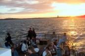 Podvečerní plavba studentů BEET