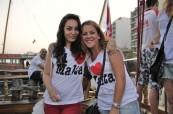 Studentky na odpoledním výletě po skončení výuky angličtiny LAL Malta Sliema