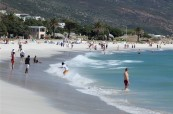 Kapské Město nabízí krásné pláže, LAL Travelling Classroom
