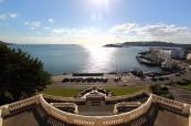 Plymouth je příjemnou klidnou lokalitou pro studium anglického jazyka, Meridian School of English