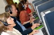Výuka anglického jazyka v kurzu pro manažery je pestrá, English in Chester, Anglie