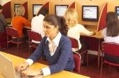 Studenti mají k dispozici veškeré moderní vybavení, Anglolang Scarborough