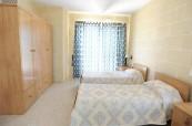 Pokoje v rezidenci jsou pěkné a světlé a prostorné, LAL-IELS Gozo Malta